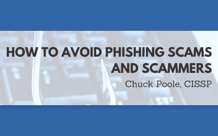 How to Avoid Phishing Scams and Scammers